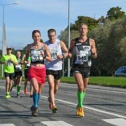 SEB Tallinna Maraton - Brit Rammul (93), Urmo Kallakas (645), Juha Sikanen (889)