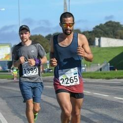 SEB Tallinna Maraton - Mathias Vain (1399), Bradlem Rasool (2265)
