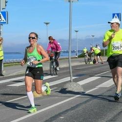 SEB Tallinna Maraton - Mikhail Vasilenko (91), Arttu Borchers (2067)