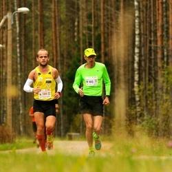 Saku Sügisjooks - Martin Käsper (46), Janar Juhkov (100)