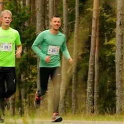 Saku Sügisjooks - Olari Malmre (20), Rait-Karlis Järvsaar (29)