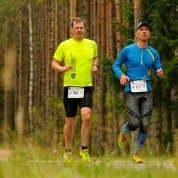 Saku Sügisjooks - Toomas Greenbaum (56), Janno Greenbaum (57)