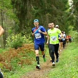 Pirita Sügisjooks - Heimar Pehk (43), Aivar Reinap (143)