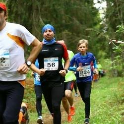 Pirita Sügisjooks - Indrek Andresson (56), Andre Luuk (224)