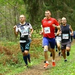 Pirita Sügisjooks - Martin Kutti (48), Kaido Rosin (183)