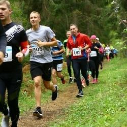 Pirita Sügisjooks - Danilo Piht (162), Rasmus Valdmann (205)