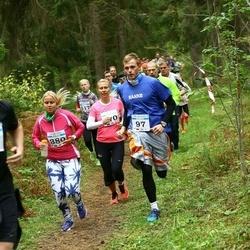 Pirita Sügisjooks - Sander Sepa (97), Merli Kaunissaar (380)