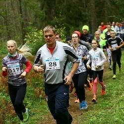 Pirita Sügisjooks - Ardo Rosin (28), Kerly Kallas (517)