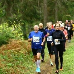 Pirita Sügisjooks - Tiit Rosenberg (256), Kristiina Tuubel (494)