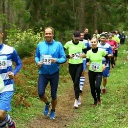 Pirita Sügisjooks - Rasmus Ellervee (222), Kertu Velt (344), Ave Ollik (498)