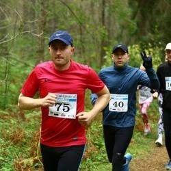 Pirita Sügisjooks - Tõnis Mölder (40), Stefan Lents (75)
