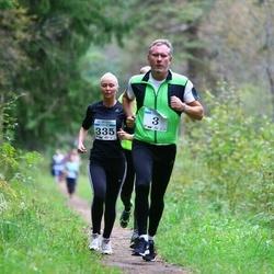 Pirita Sügisjooks - Heikki Bergson (3), Eneli Illupmägi (335)