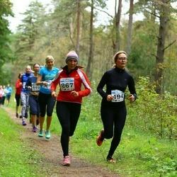 Pirita Sügisjooks - Svetlana Haapsal (267), Kristiina Tuubel (494)