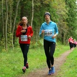 Pirita Sügisjooks - Olga Kotsejeva (359), Elin Lee Solman (527)