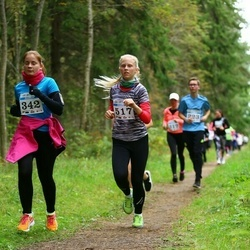 Pirita Sügisjooks - Zanna Sõskova (342), Kerly Kallas (517)