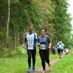 Pirita Sügisjooks - Priit Remmelgas (54), Anna Remmelgas (352)