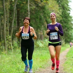 Pirita Sügisjooks - Leili Seisonen (271), Teele Vänto (387)