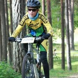 Kullamaa XIII rattamaraton - Rasmus Ründva (2206)