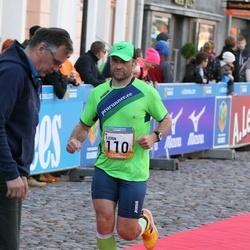 5. Tartu Linnamaraton - Björn Puna (110)