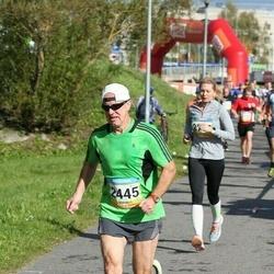 5. Tartu Linnamaraton - Agris Knope (2445)