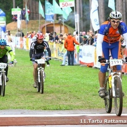 SEB 11. Tartu Rattamaraton - Ago Veilberg (510), Maris Furmanis (2191)