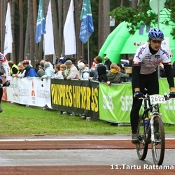 SEB 11. Tartu Rattamaraton - Raimonds Aluskins (2360), Alar Savastver (2531), Martins Skinkis (2622)