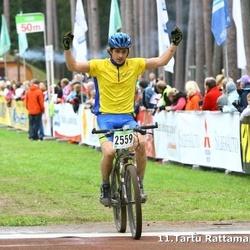 SEB 11. Tartu Rattamaraton - Andre Eomõis (2559)