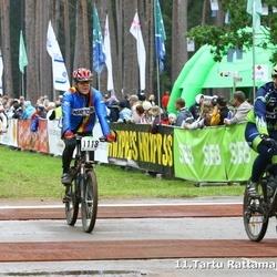 SEB 11. Tartu Rattamaraton - Edijs Grants (979), Arli Lainevool (1118), Kert Martma (2775)