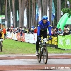 SEB 11. Tartu Rattamaraton - Boriss Gubaidulin (522), Viljar Sinimeri (2424)