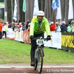 SEB 11. Tartu Rattamaraton - Aare Lükko (818)