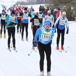 42. Tartu Maraton - Jaak Tarien (1361), Raul Nikolajev (1383), Priit Kingo (1557), Arnold Loos (1806), Priit Reiman (3059)