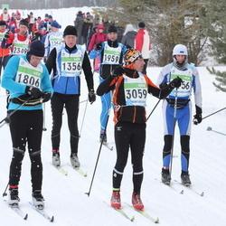 42. Tartu Maraton - Urmas Hein (1356), Arnold Loos (1806), Priit Reiman (3059)