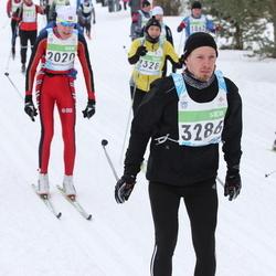 42. Tartu Maraton - Aage Strom (2020), Erko Kurvits (3286)