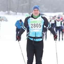 42. Tartu Maraton - Arnold Kannike (2805)