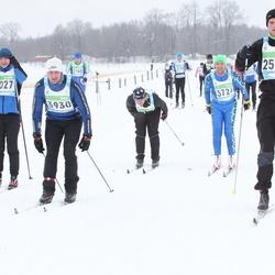 42. Tartu Maraton - Kaupo Toom (2575), Raul Baumann (3027), Anders Eensalu (3930)
