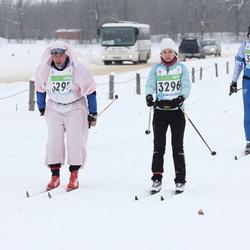 42. Tartu Maraton - Hakan Spett (3089), Annika Sänna (3296)
