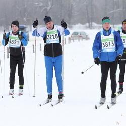 42. Tartu Maraton - Priit Kask (3228), Kermo Tsäro (3813), Arno Peever (6321)