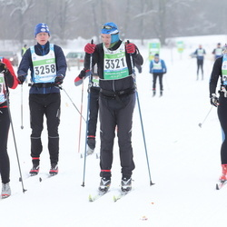 42. Tartu Maraton - Henri Laks (3258), Ando Jukk (3321)