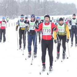 42. Tartu Maraton - Raul Vaindlo (2720), Indrek Pitk (3514), Björn Puna (5621)