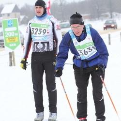 42. Tartu Maraton - Anar Laur (3259), Seppo Aaltonen (3631)