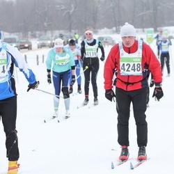42. Tartu Maraton - Ago Estermaa (4248), Mikk Miländer (4374)