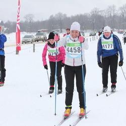 42. Tartu Maraton - Agris Eensalu (4177), Mari Maala (4458), Kalle Läll (5166)