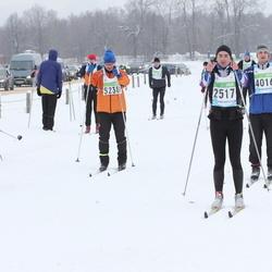 42. Tartu Maraton - Adam Illingworth (2517), Joonas Sernjuk (4016), Meelis Ratassepp (5238)