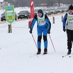 42. Tartu Maraton - Adu Mändmets (3703), Tiia Riis (5092)