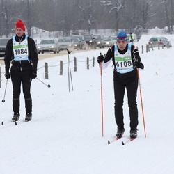 42. Tartu Maraton - Anders Weckström (4084), Vello Luts (6108)