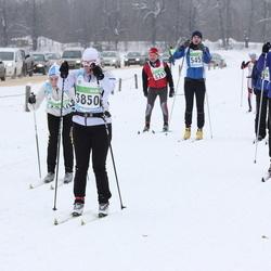 42. Tartu Maraton - Anastasia Gerassimova (3850), Raul Murro (4311)