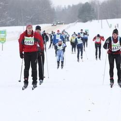 42. Tartu Maraton - Alvin Järving (4446), Alari Kangur (6437)