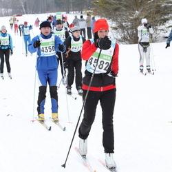 42. Tartu Maraton - Mati Filatenko (4350), Annika Virolainen (4582)