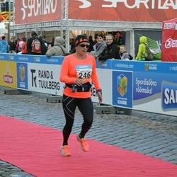 5. Tartu Linnamaraton - Anna-Maija Virtanen (246)
