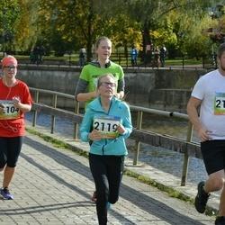 5. Tartu Linnamaraton - Liisi Ekholm (2119), Andre Hallaste (2172)
